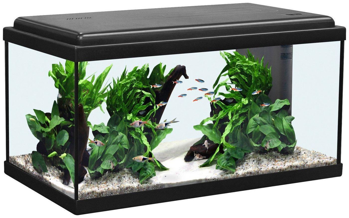 Aquatlantis Aquarium »Advance 60 LED«, BxTxH: 60x30x34 cm, 54 l