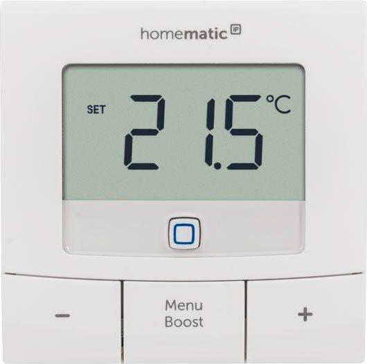 Homematic IP »Wandthermostat - basic« Smartes Heizkörperthermostat