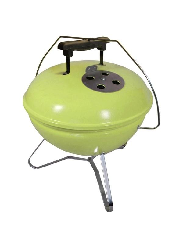 Cook>it Ball Grill Picnic LUX 36 cm Green