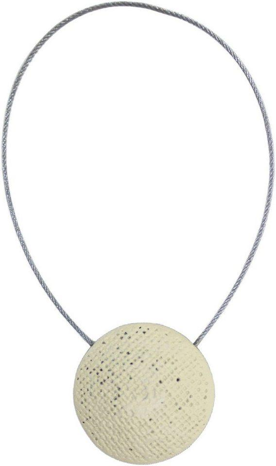 Raffhalter »Rana«, VHG, (1-tlg), Raffhalter, Magnet, Accessoire, beige