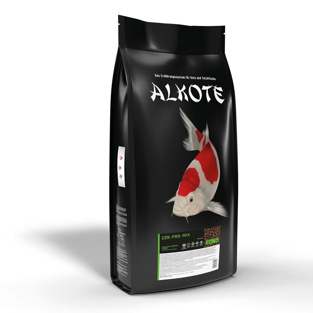 ALKOTE Con-Pro-Mix 3 mm 9kg Fischfutter Koifutter