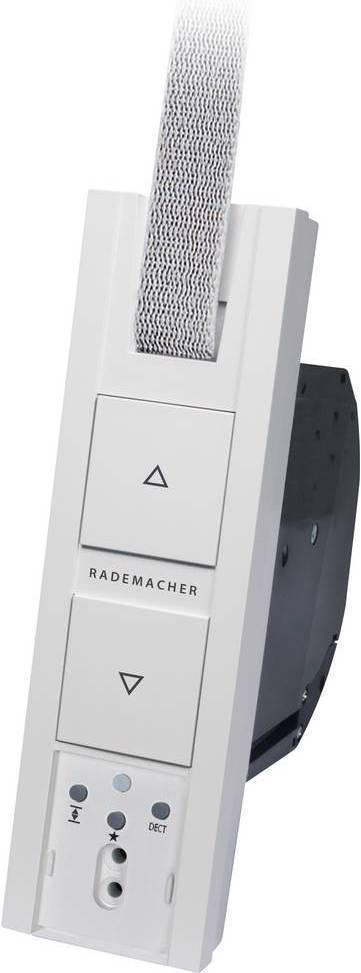 Rademacher, Antriebstechnik, Elektrischer Gurtwickler RolloTron DECT 36 mm
