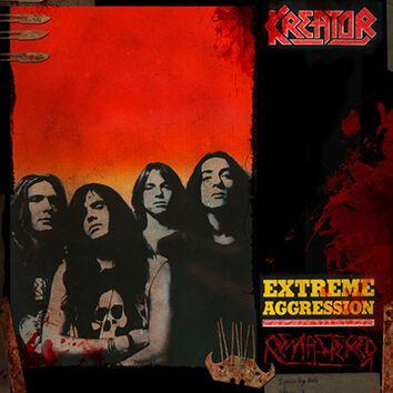 Kreator Extreme Aggression CD multicolor