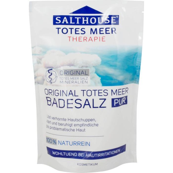 SALTHOUSE THERAPIE Totes Meer Badesalz 500 g