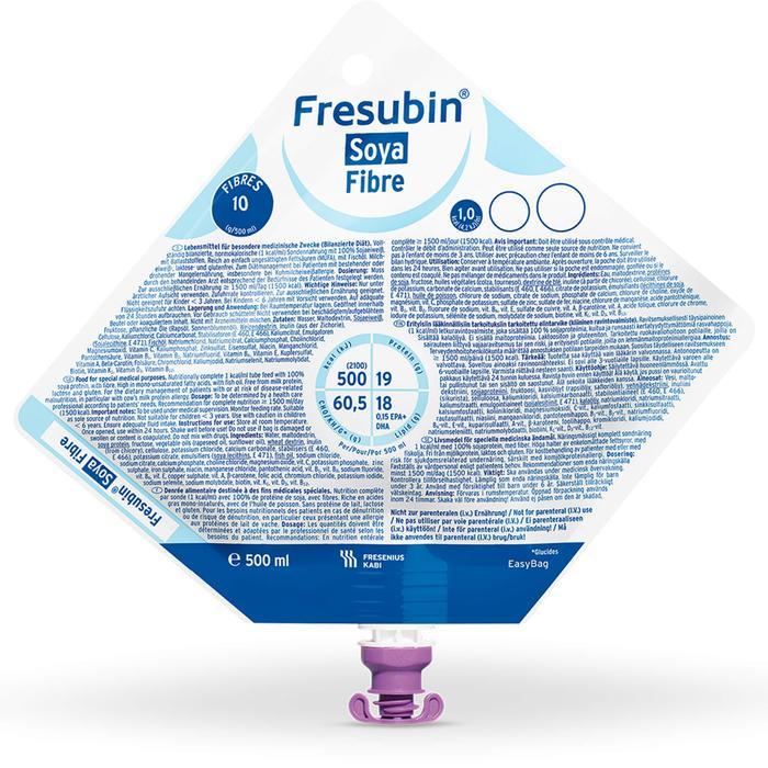 FRESUBIN Soya Fibre Easy Bag 7500 ml