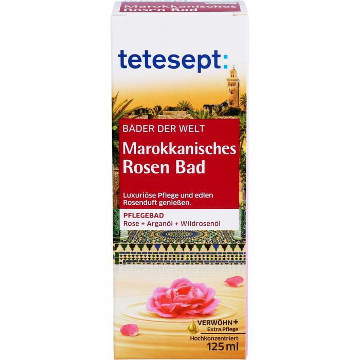 TETESEPT marokkanisches Rosen Bad 125 ml