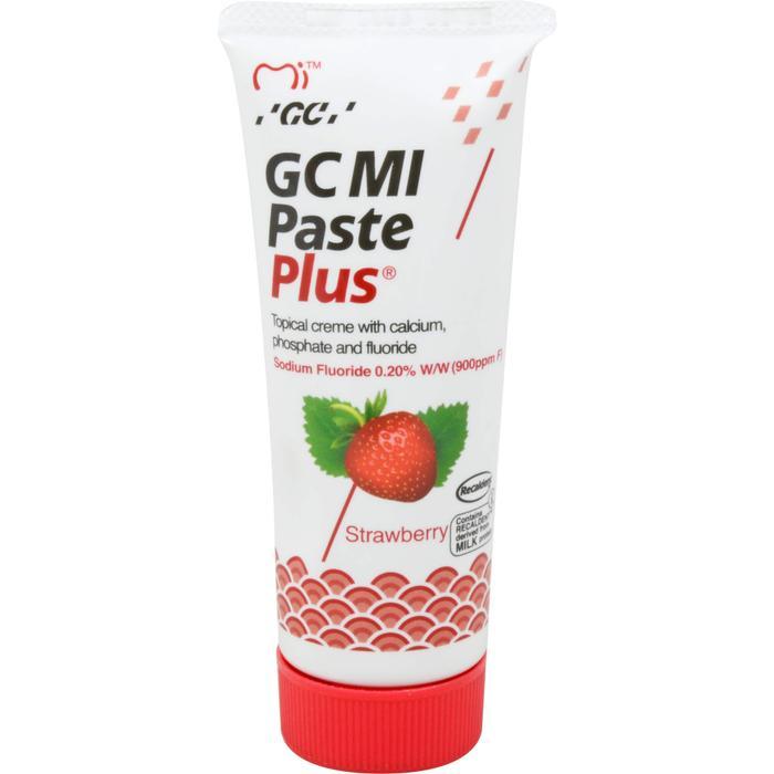GC MI Paste Plus Erdbeere 40 g