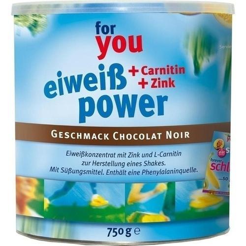 FOR YOU eiweiß power Schoko 750 g