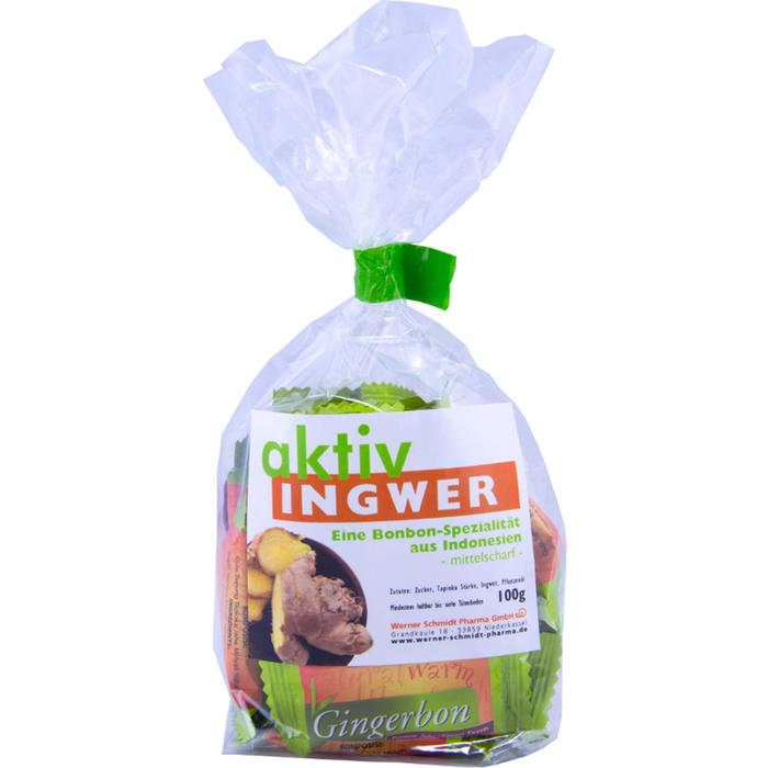 AKTIV INGWER Bonbons 100 g