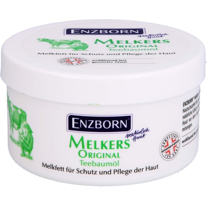 MELKERS Original mit Teebaumöl Enzborn 250 ml