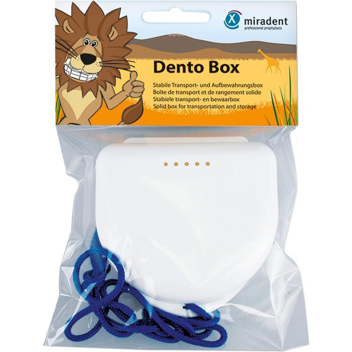 MIRADENT Dento Box I weiß 1 St.