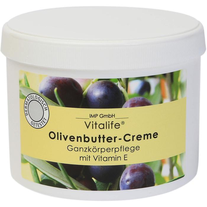 OLIVENBUTTER Creme Vit.E 500 ml