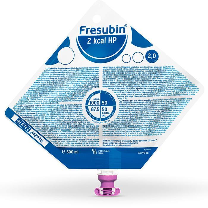 FRESUBIN 2 kcal HP 7500 ml