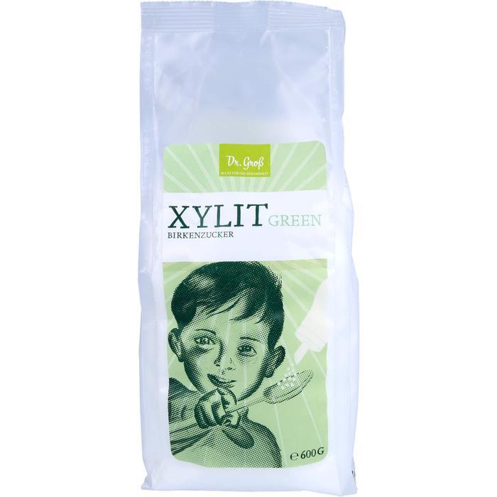 XYLIT green Birkenzucker Pulver 600 g