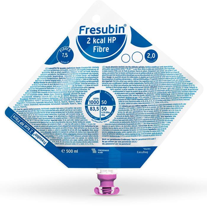 FRESUBIN 2 kcal HP Fibre 7500 ml