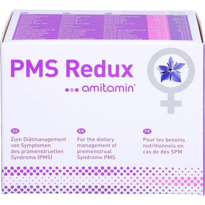 AMITAMIN PMS Redux Kapseln 90 St.