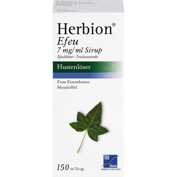 HERBION Efeu 7 mg/ml Sirup 150 ml