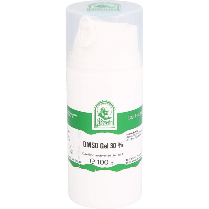 DMSO-GEL 30% 100 g