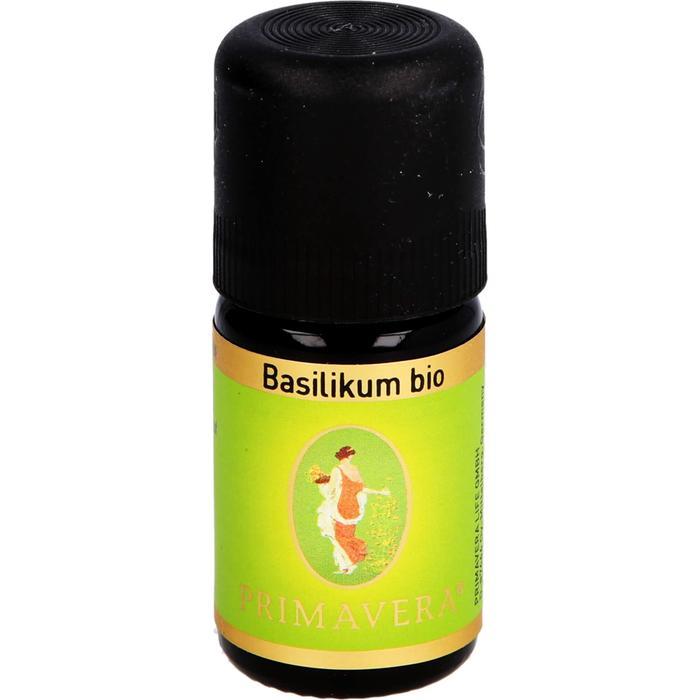 BASILIKUM ÖL Bio ätherisch 5 ml