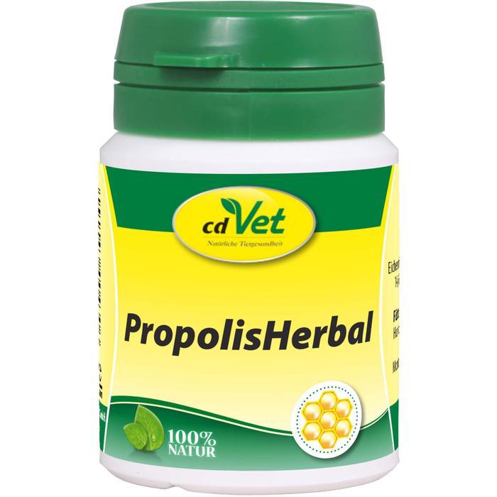PROPOLIS HERBAL Pulver vet. 20 g