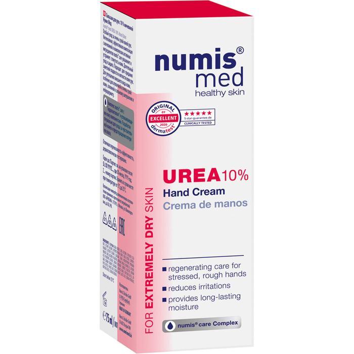 NUMIS med Urea 10% Handcreme 75 ml