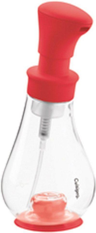 Cuisipro Seifenspender, für cremigen Seifenschaum, Kunststoff, 390 ml