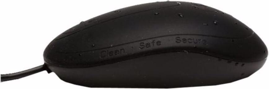 Seal Shield Seal Shield SSM3 (Kabel), Maus, Schwarz