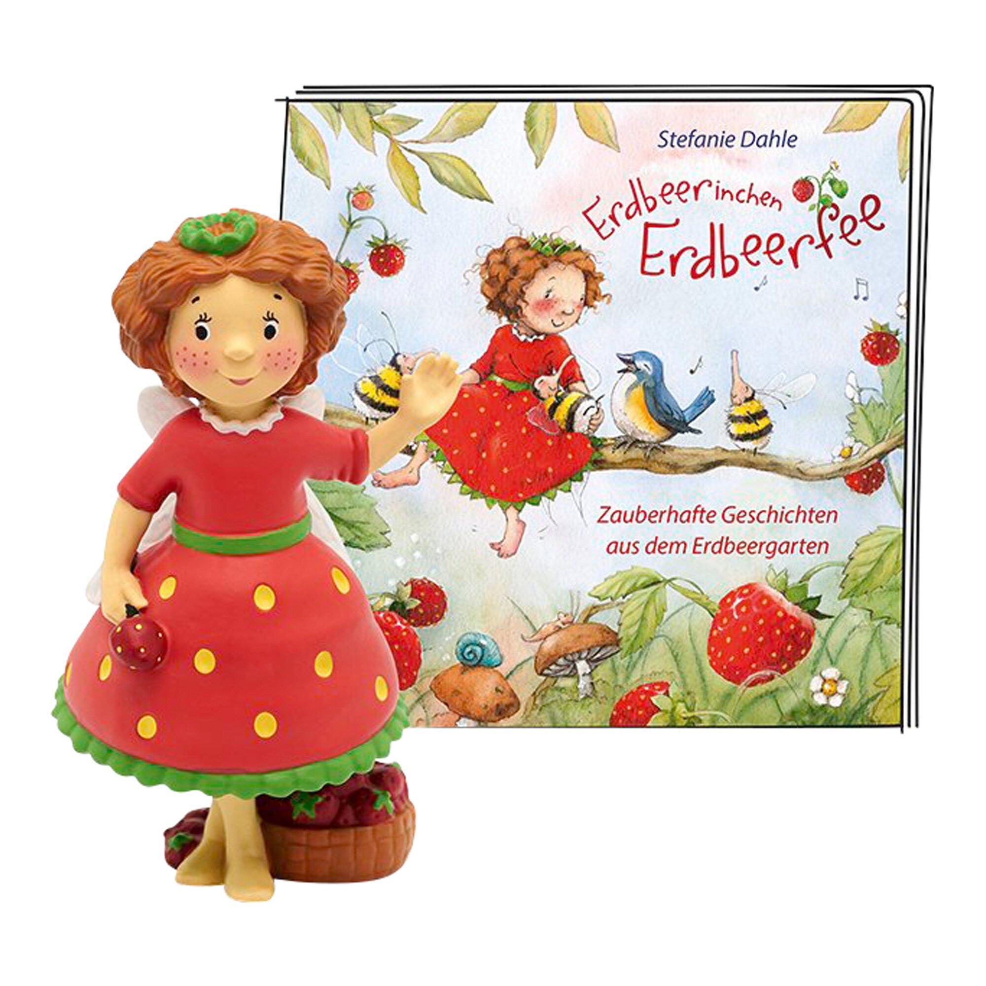 Tonie Hörfigur Erdbeerinchen Erdbeerfee - Zauberhafte Geschichten aus dem Erdbeergarten