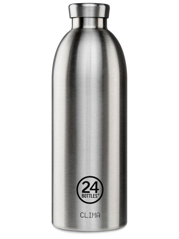 24 bottles - Clima Bottle 0.85 L - Steel (24B430)